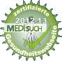Medisuch Zertifikat 2012/13